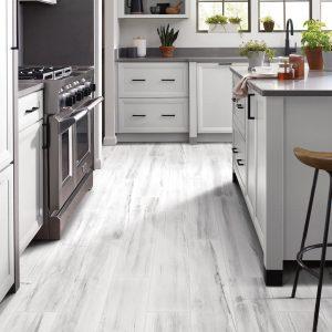 Current white water flooring | Kopp's Carpet & Decorating