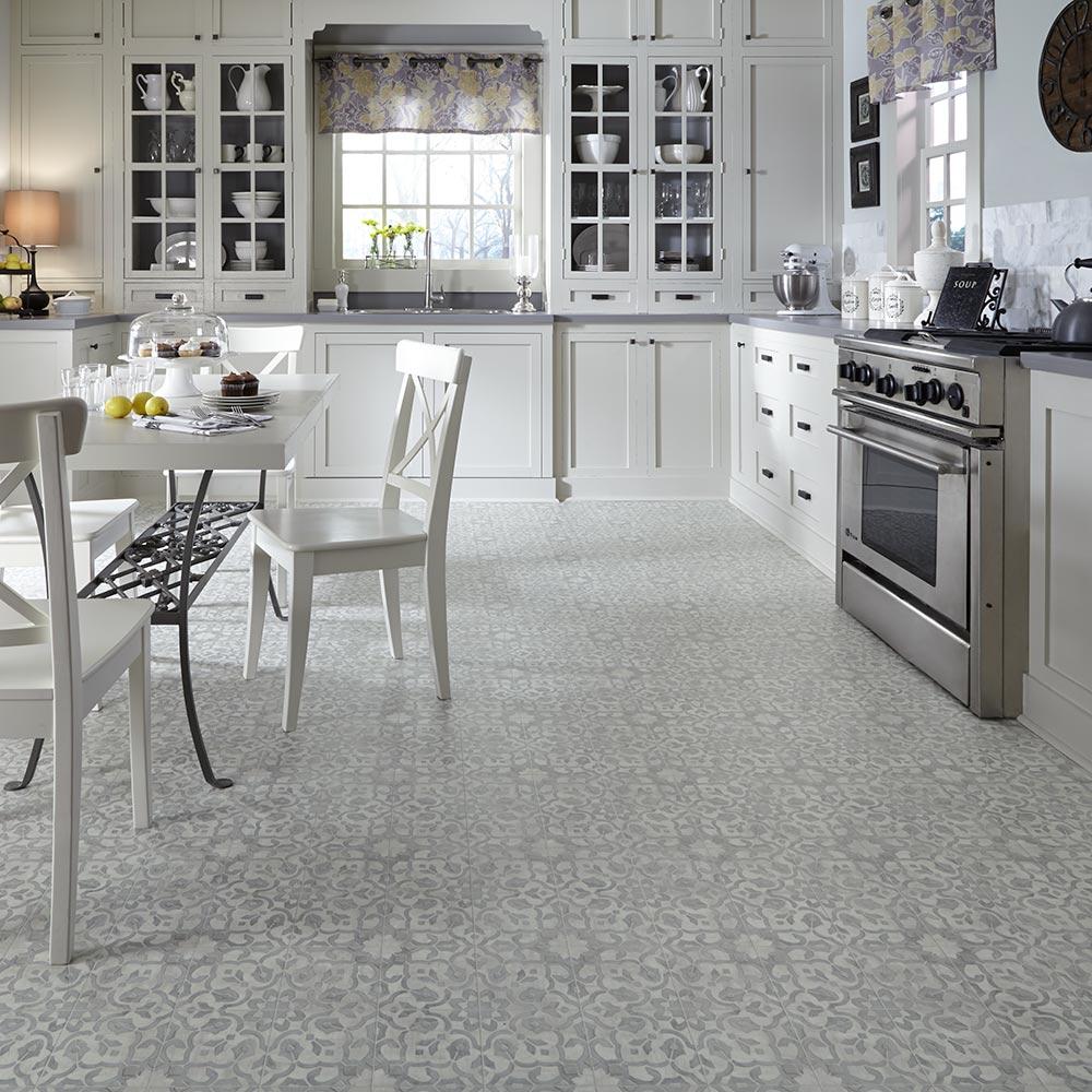 Kitchen Vinyl flooring | Kopp's Carpet & Decorating