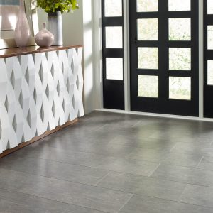 Mineral mix Vinyl floor | Kopp's Carpet & Decorating