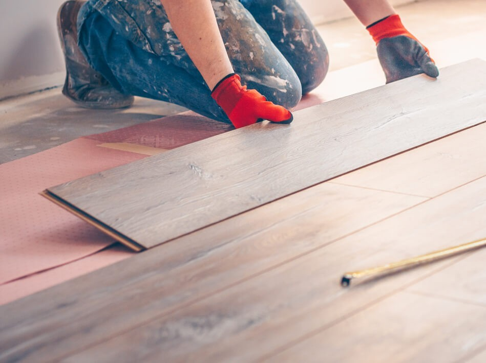 Hardwood Floor installation | Kopp's Carpet & Decorating
