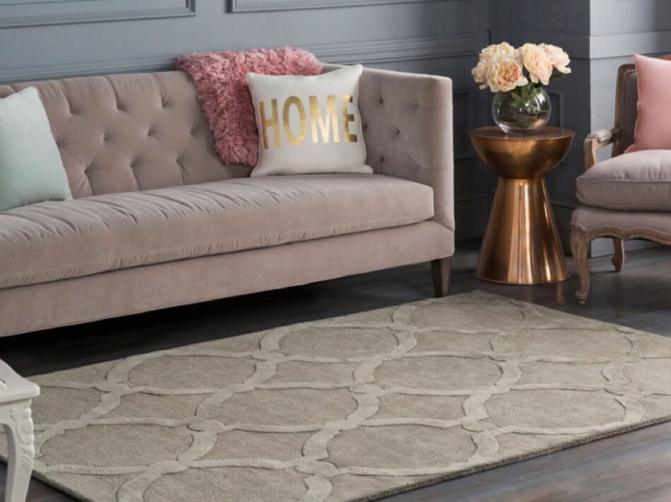 Artisitic weaver area rug | Kopp's Carpet & Decorating