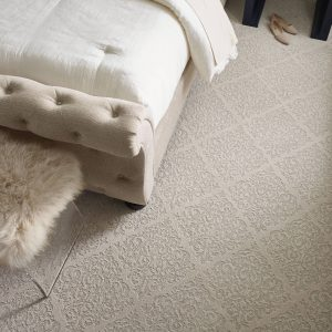 Urban Glamour Bedroom | Kopp's Carpet & Decorating