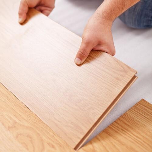Laminate Installation process by professionals | Kopp's Carpet & Decorating