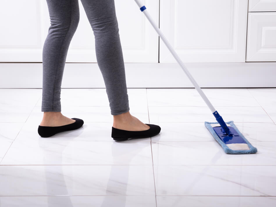 Sweep Tile flooring | Kopp's Carpet & Decorating