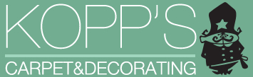 Kopps logo | Kopp's Carpet & Decorating
