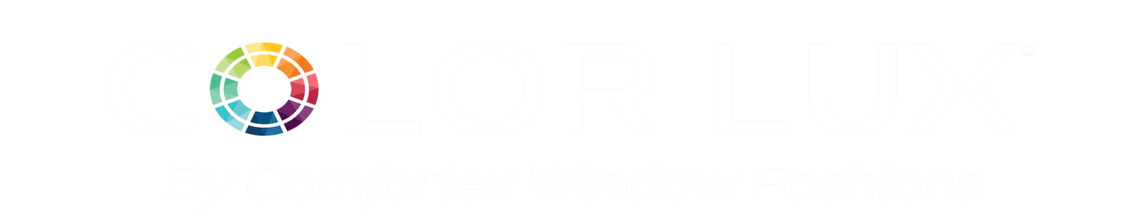color lux white logo